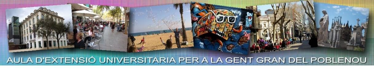 AULA D'EXTENSIO UNIVERSITARIA PER A LA GENT GRAN DEL POBLENOU