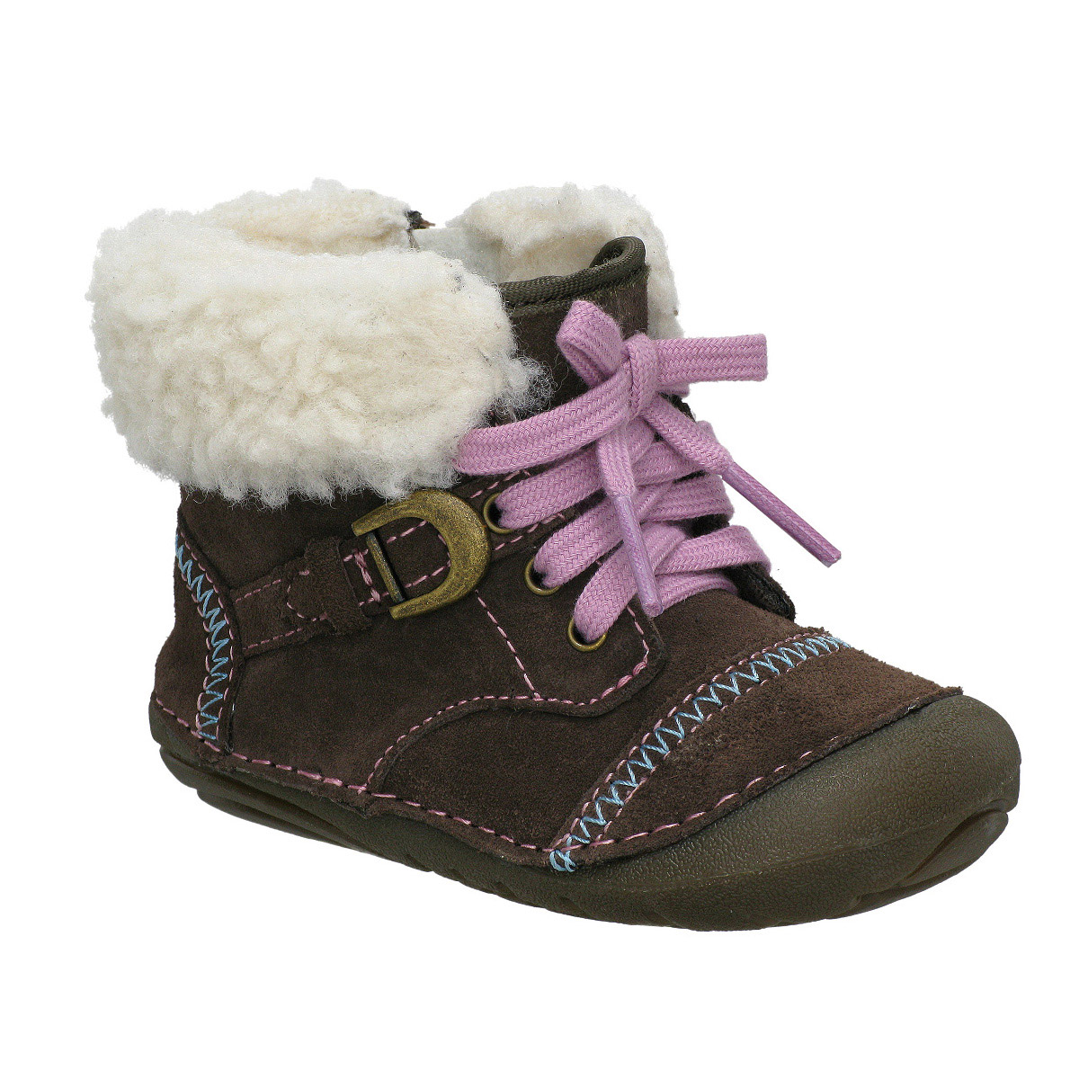What Size Shoe Does An  Month Old Wear