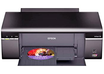 Epson Artisan 50 printer eview
