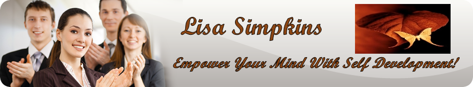 Lisa Simpkins-Empower your Mind With Self Development