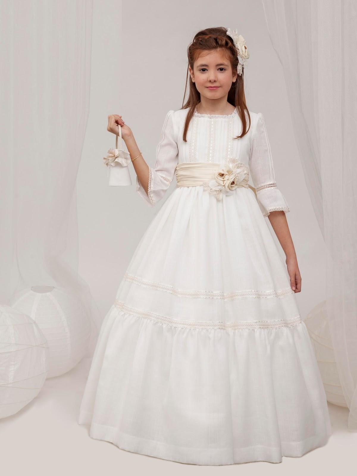 Vestidos para primera comunion en oferta