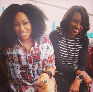 Rita Dominic & Kate Henshaw