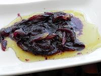 salsa arandanos