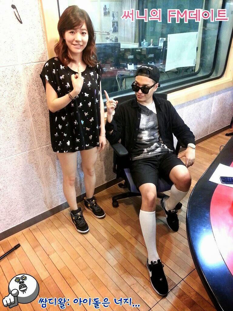 Sunny with Simon D