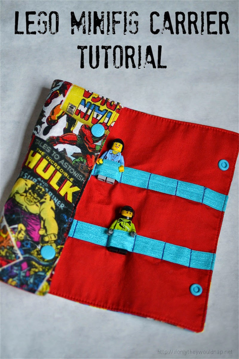 Toys carrier Sewing Tutorial