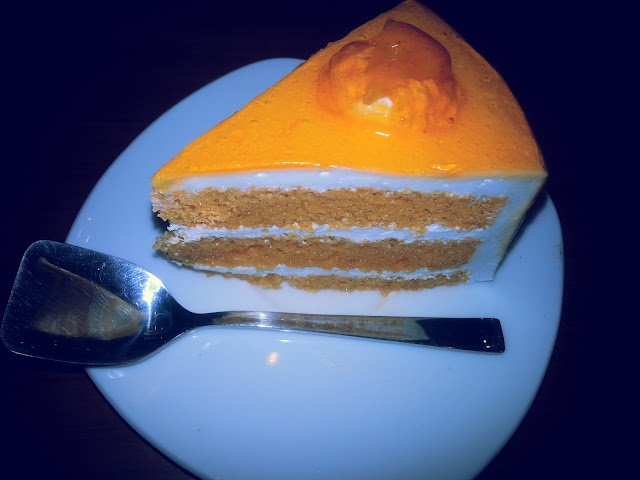 Orange ,cake , orange glaze ,recipe