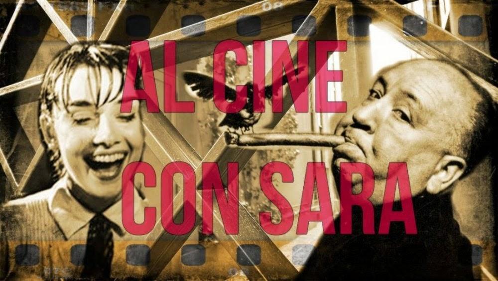 Al cine con Sara