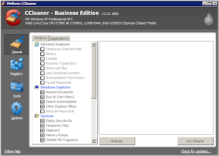 CCleaner v3.22.1800 Professional/Business Edition