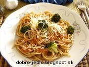 Zeleninové špagety - recept
