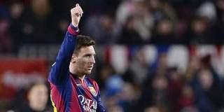 Lionel Messi, Calon Raja Asist La Liga