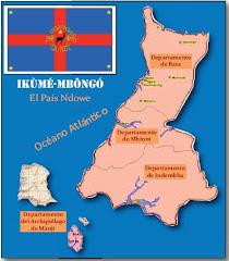 País Ndôwé- 8912 km²