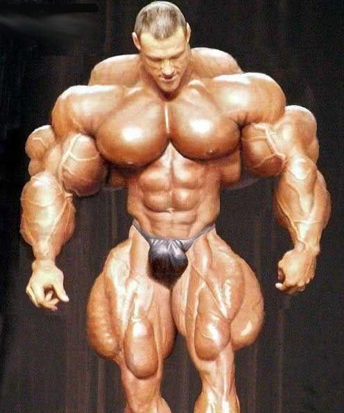 Bodybuilder 752989