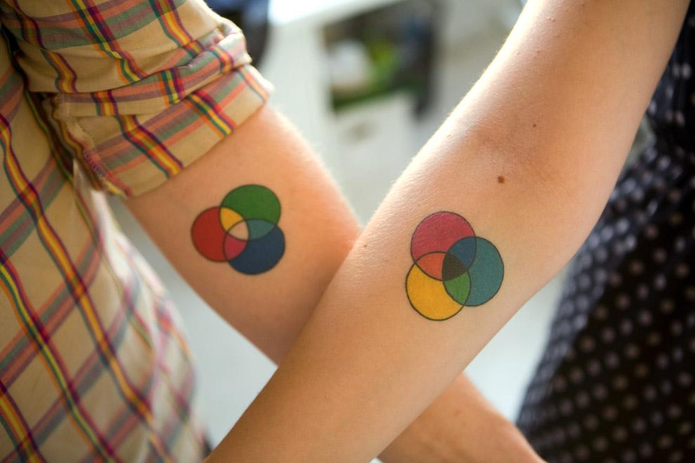 Tattoos for couples in love que la historia me juzgue for Love tattoos for couples