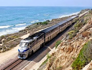 Amtrak California Rail Pass. Ride the Pacific Surfliner between San Diego and San Luis Obispo with stops in Anaheim, Los Angeles, Oxnard, Santa Barbara