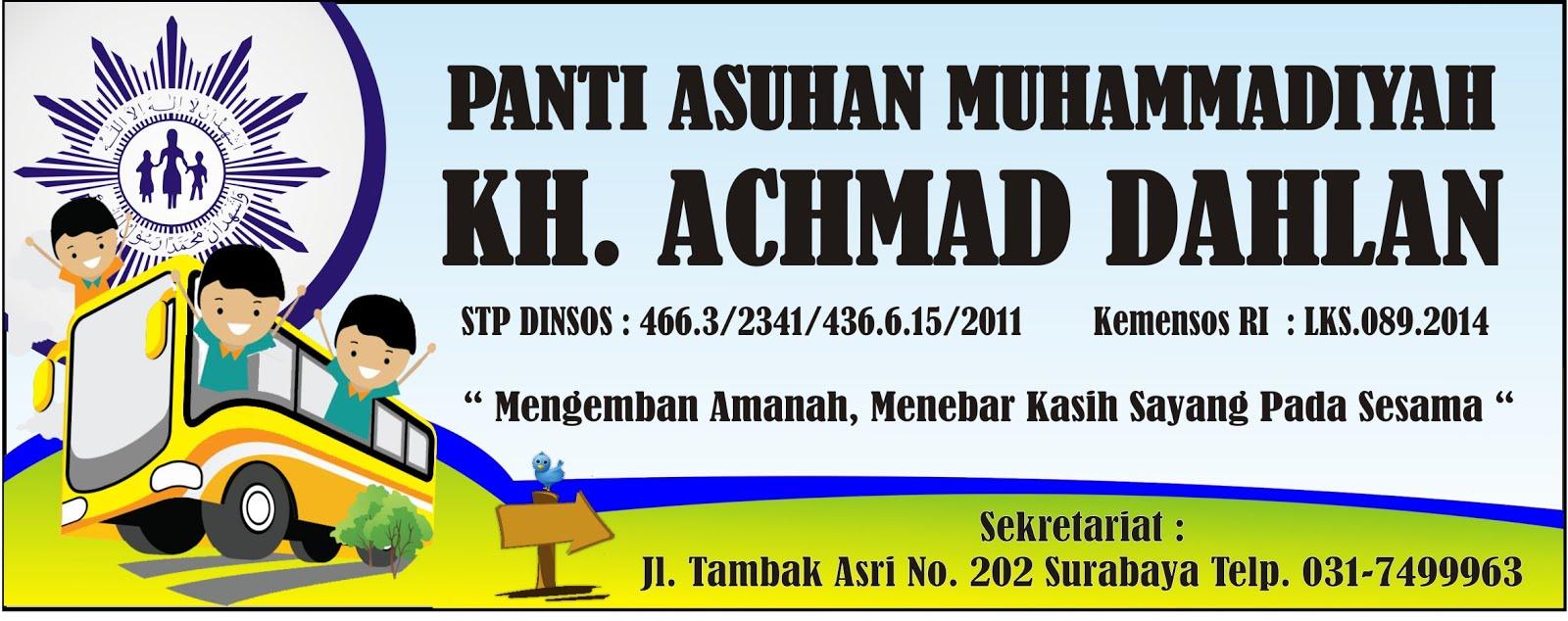 Panti Asuhan Muhammadiyah KH. Achmad Dahlan