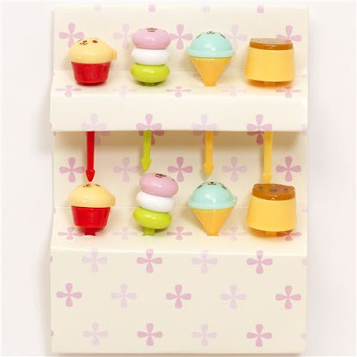 Modes4U, Kawaii, Bento Set, Food Picks, Lunch Box