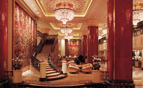 Shangri-la China World Hotel Beijing