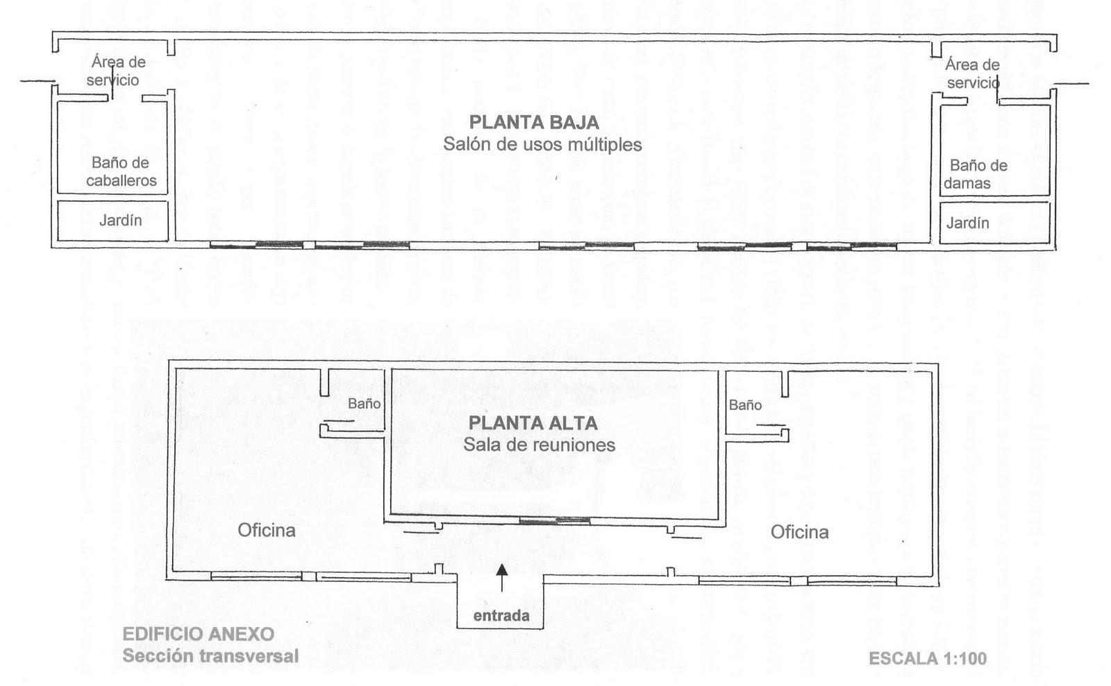 Puerta Corredera Planta Latest Planos De Casas De M Una Planta  ~ Medidas Casoneto Puerta Corredera