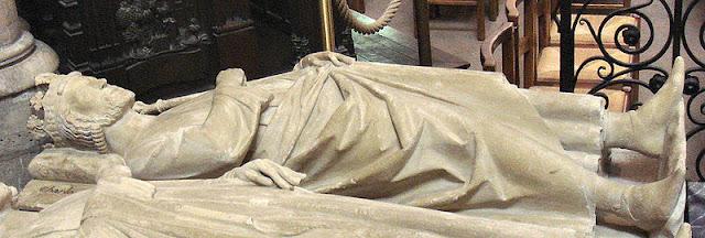 قبر شارل مارتل