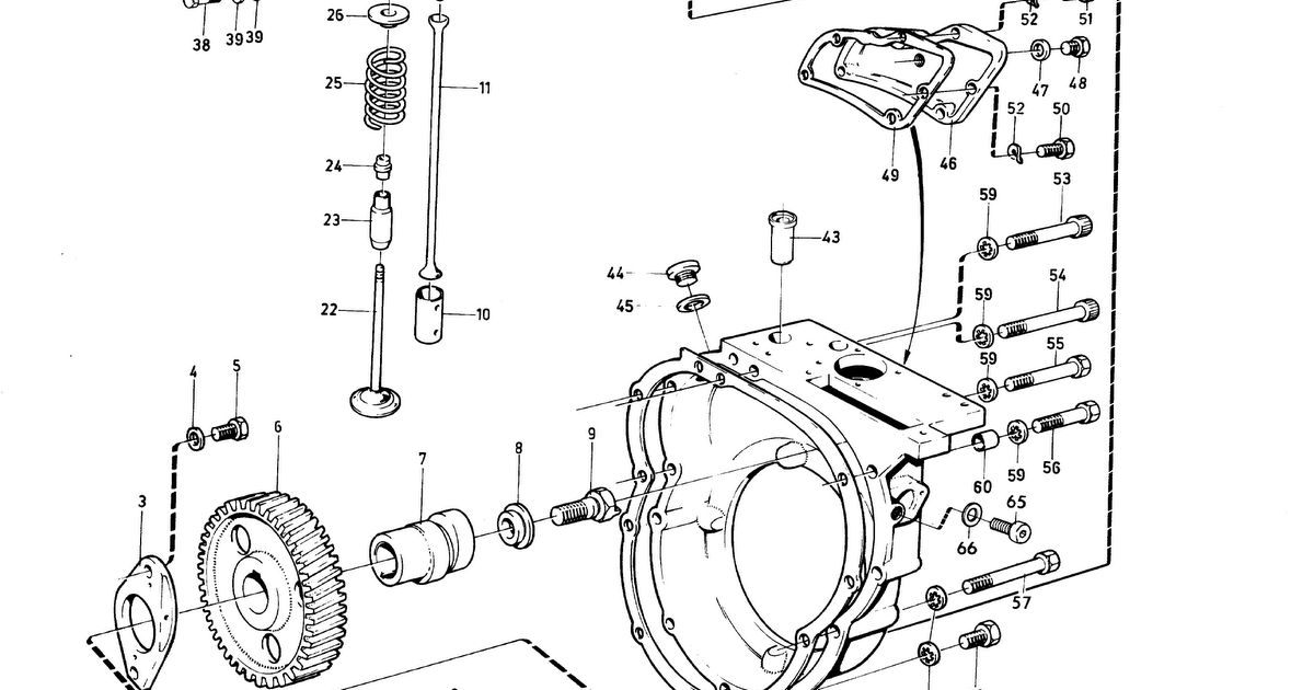 volvo engine diagram with labels html