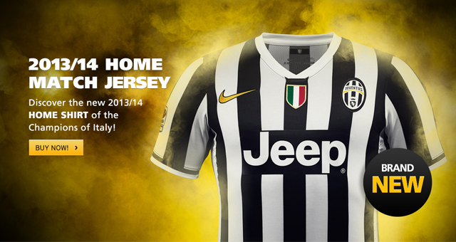 GROSIR JERSEY BARU JUVENTUS HOME MUSIM 2013-2014-GRADE ORI-PLAYER ISSUE