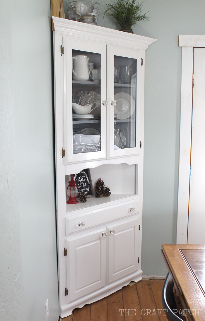 Dining Room Hutch Rustic