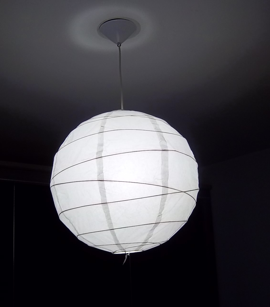 Lustre suspension ikea ikea lustre suspension trendy for Lustre pour chambre adulte
