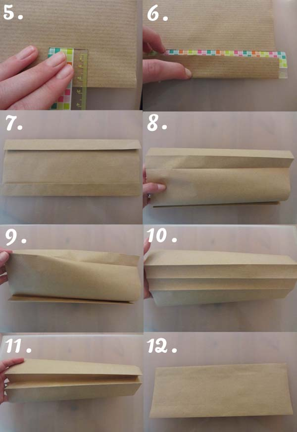 how to make your own bees wax paper