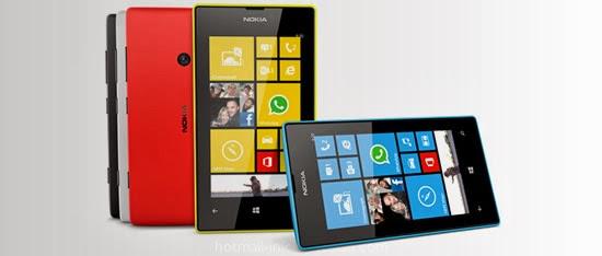 Nokia Lumia 520 y el 920