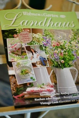 Wohnen & Garten Landhaus Nr. 3/2014