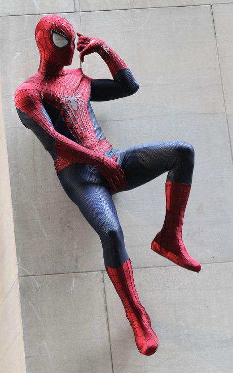 The Amazing Spider-Man 2: Fotos del nuevo traje