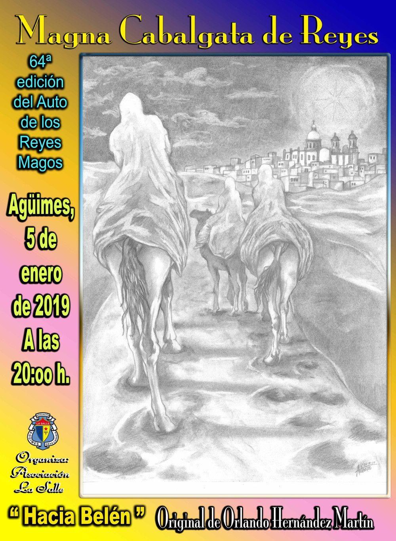 Magna Cabalgata de Reyes