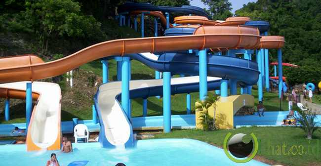 Las Cascada Water Park, Karibia
