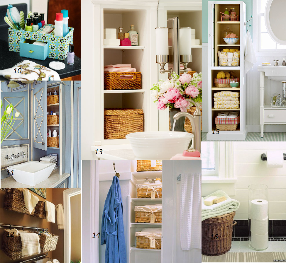 Cool 31 Creative Storage Idea For A Small Bathroom Organization