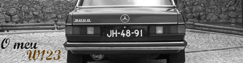 O Meu W123
