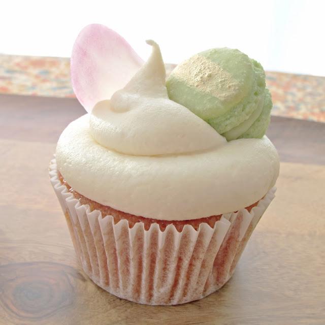 Strawberry Creamcheese Cupcake via Fine Motor Skills