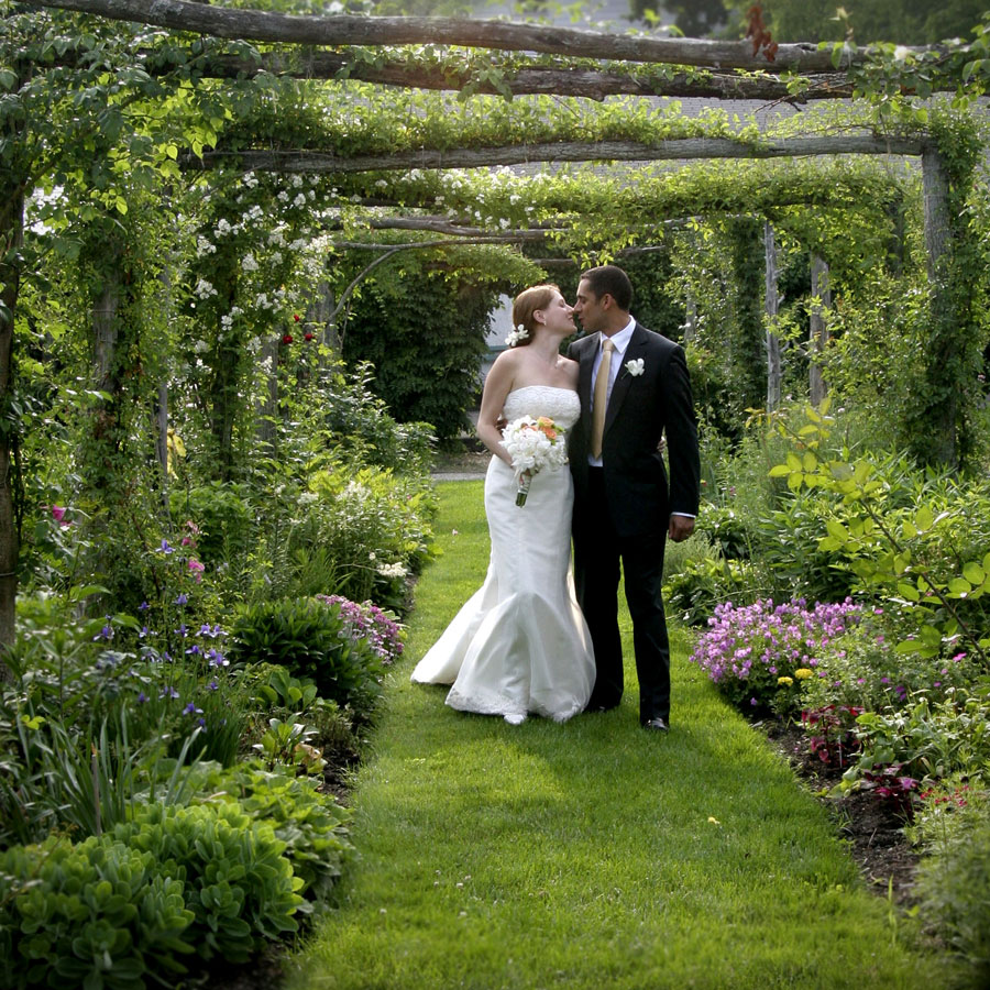 Garden Wedding Inspiration Board