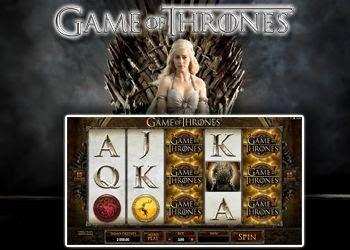Le Jeu De Machine À Sous Game Of Thrones Pourrait Être Boosté Après Une Fuite Sur Quatre Épisodes