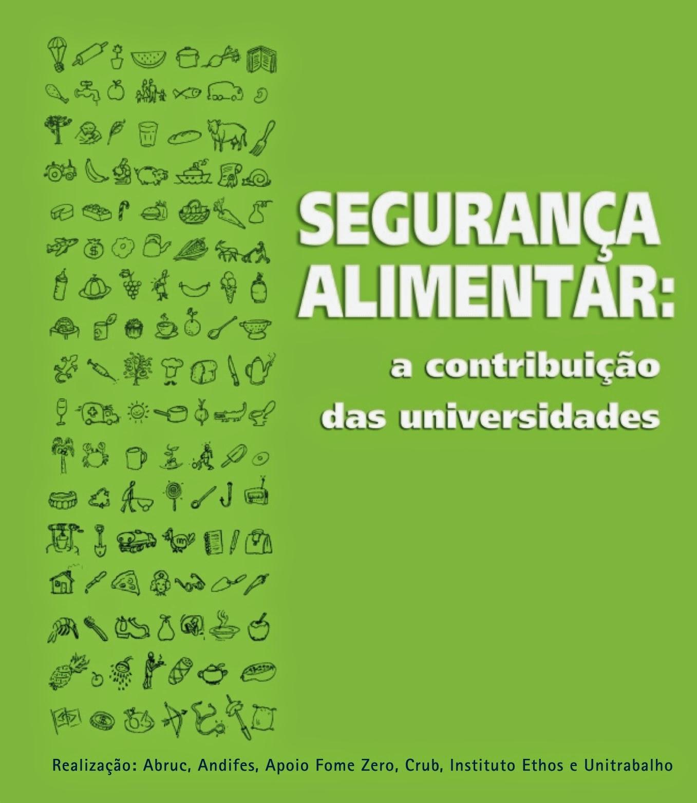 Segurança alimentar: a contribuição das universidades