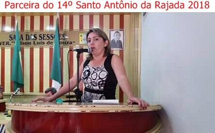 VEREADORA JOSIENE DE FABINHO: Carnaúba dos Dantas