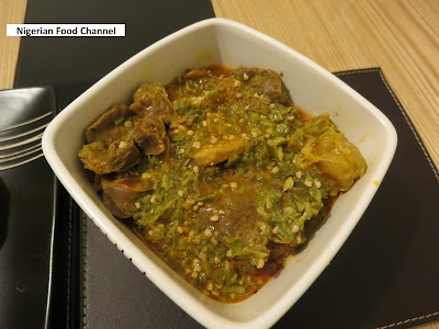 how to cook nigerian okra soup