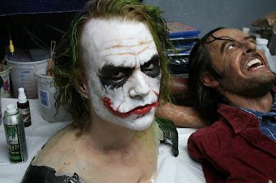 Heath Ledger ve Jack Nicholson Takılıyor