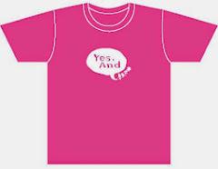 YesAnd T-Shirt<br>桃紅草綠亮藍3色 熱賣中!
