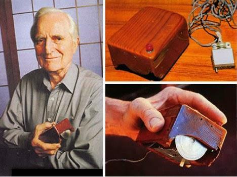 Penemu, Mouse Komputer, Douglas Engelbart
