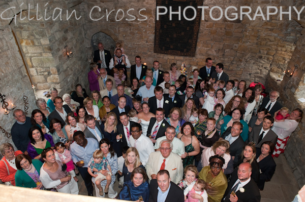 Crook Hall Wedding, Durham