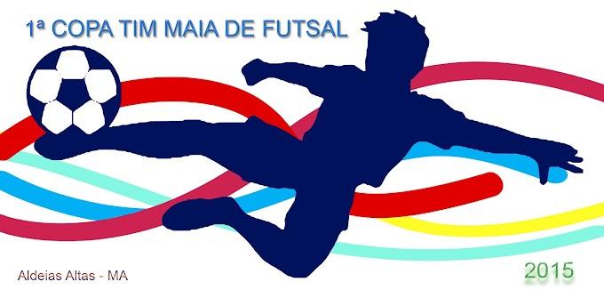 Aldeias Altas: Finais vão definir campeões na Copa Tim Maia de Futsal