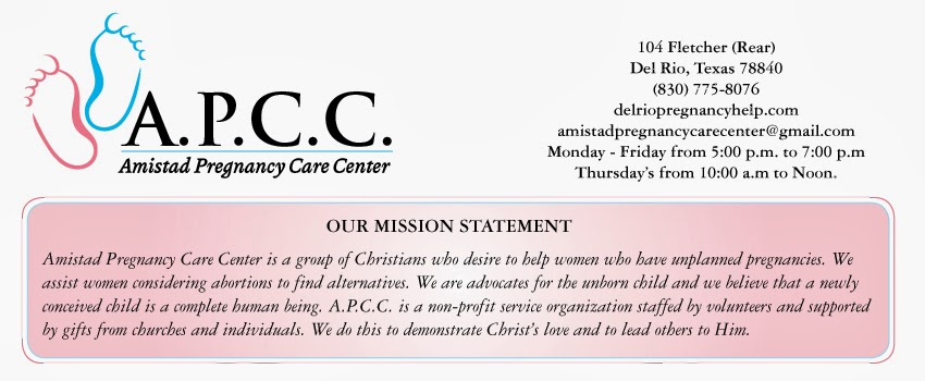 Amistad Pregnancy Care Center (A.P.C.C.)
