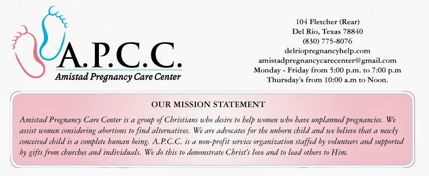 Amistad Pregnancy Care Center (A.P.C.C.)