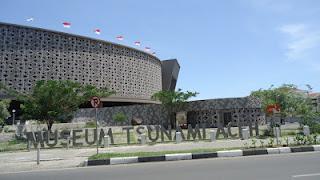 Sejarah Singkat Awal Dibangun Museum Tsunami Aceh