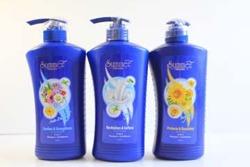Summer Naturale Shampoo